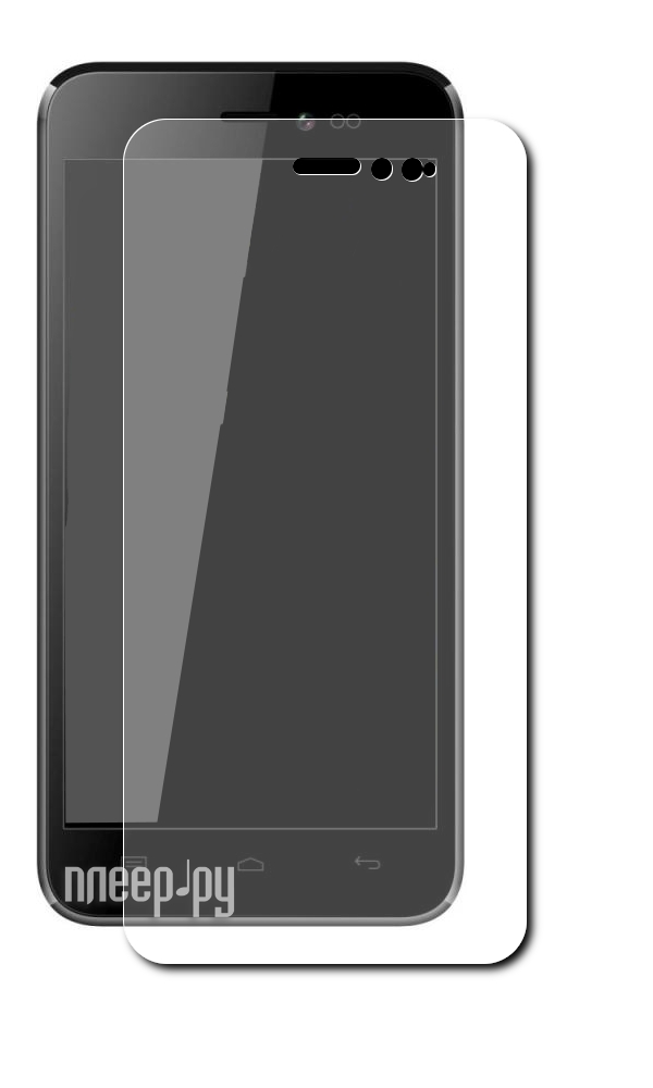 Защитная пленка LuxCase для APPLE iPhone X Антибликовая 52020