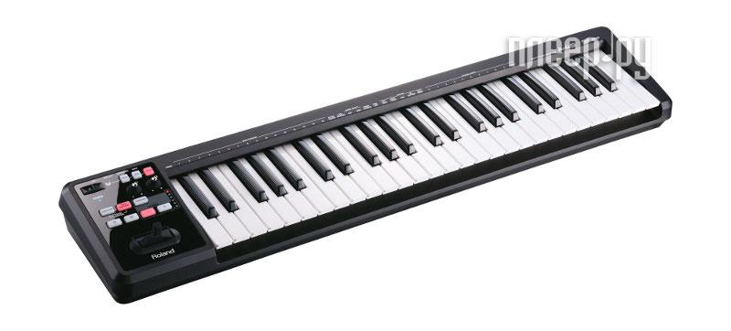 MIDI-клавиатура Roland A-49 BK