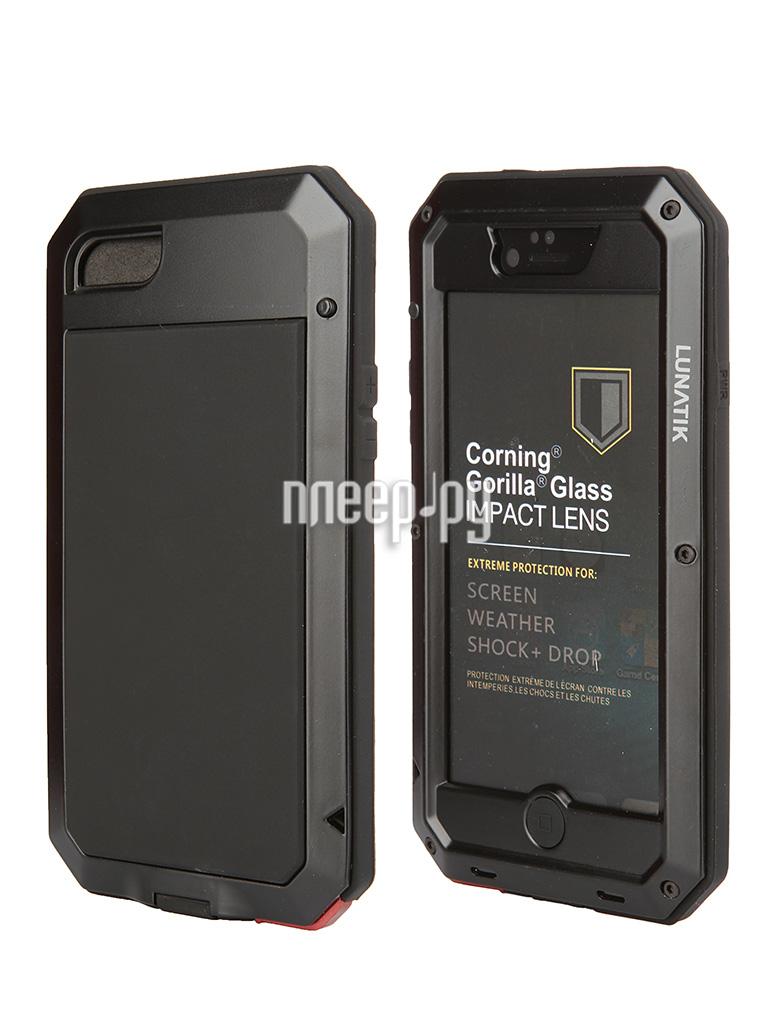 Аксессуар Чехол Palmexx Lunatik для iPhone 6 Black PX / CH iPH6 LUNAT BLA