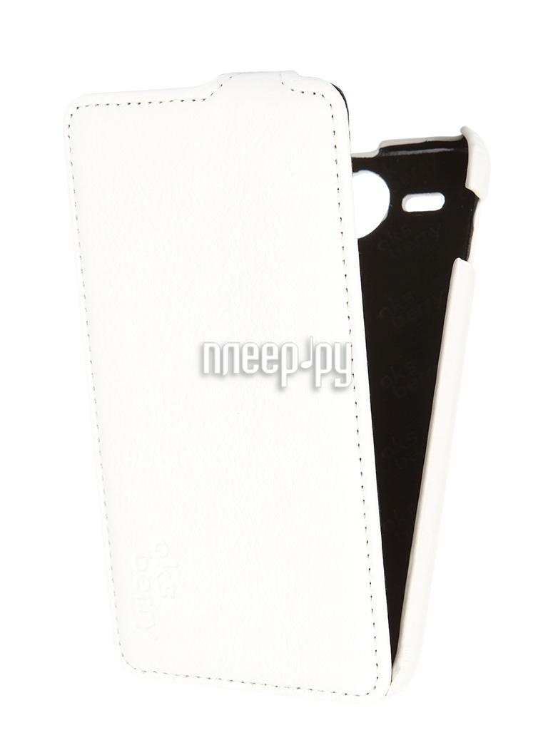 Аксессуар Чехол Lenovo A529 Aksberry White за 331 рублей