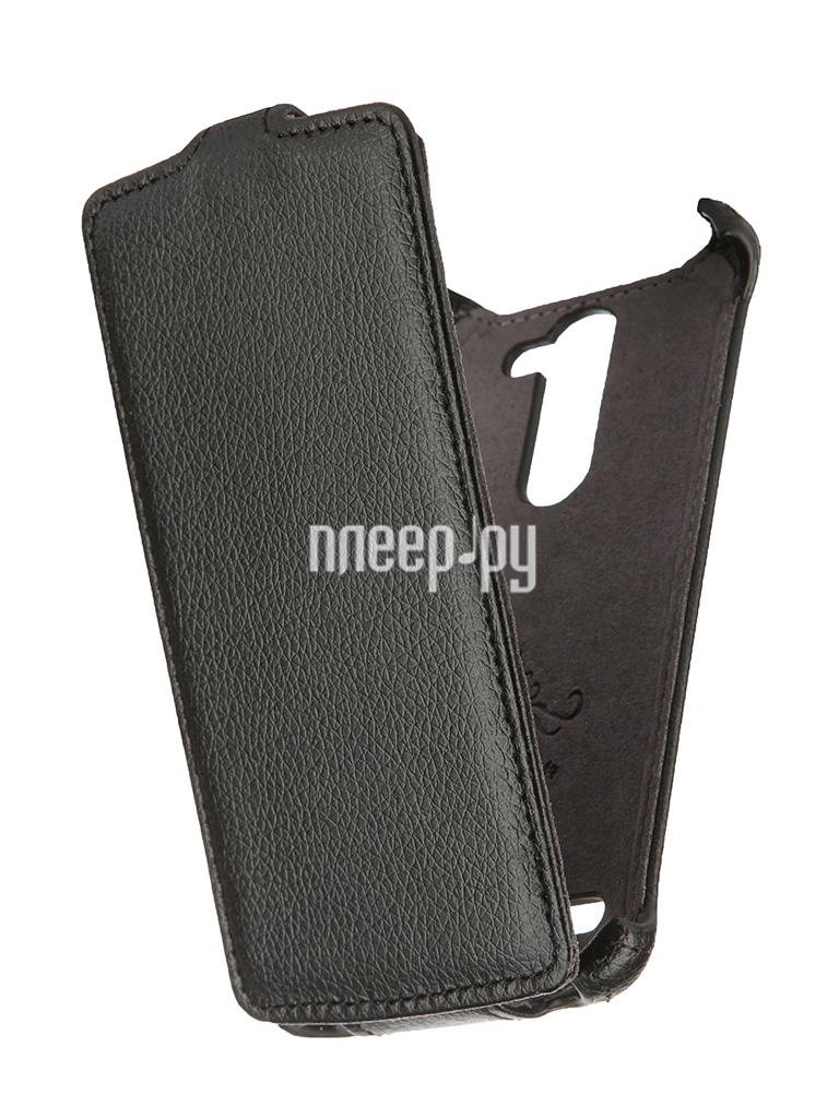 Аксессуар Чехол LG L Bello Partner Flip-case Black ПР032146