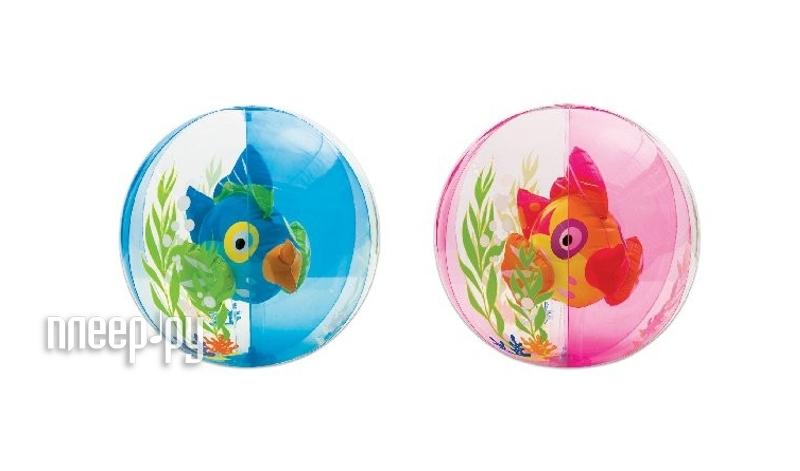 Игрушка для плавания Intex Мяч Аквариум 58031