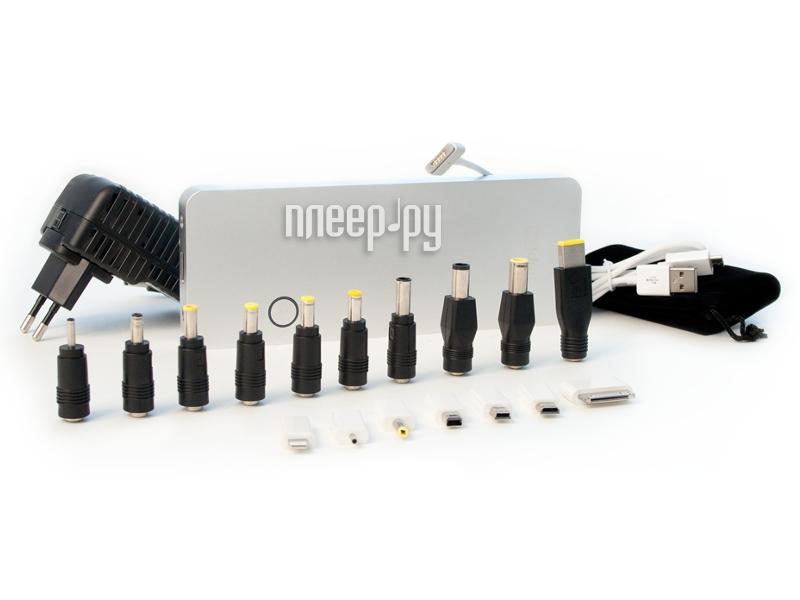 Аксессуар TopON TOP-MAC 12000 mAh 44.4Wh for MacBook Air / Pro универсальный
