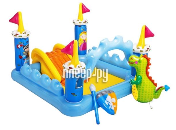 Игровой центр Intex Замок 57138