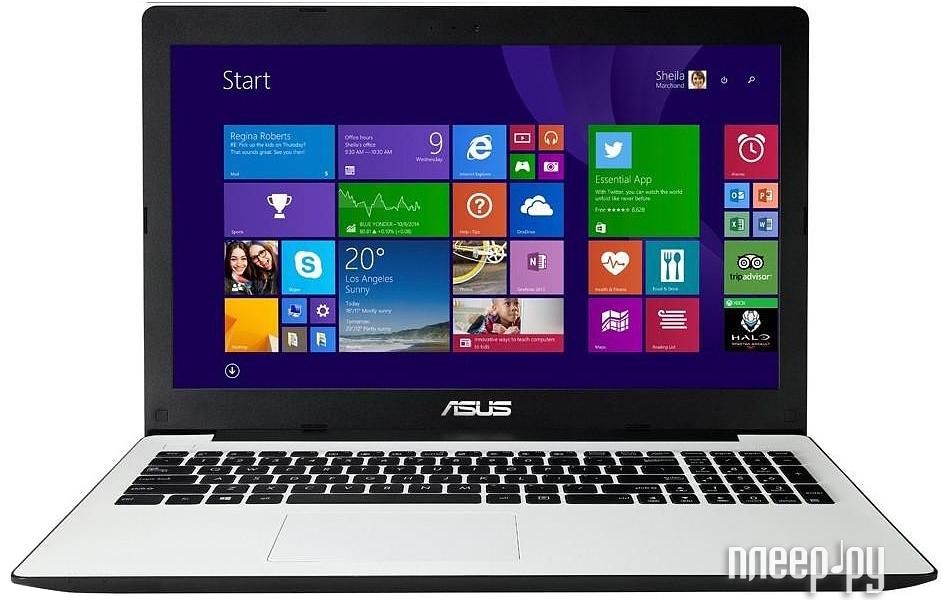 Ноутбук ASUS X553MA-XX651H 90NB04X2-M12330 (Intel Pentium N3540 2.16 GHz/4096Mb/750Gb/DVD-RW/Intel H. Доставка по России