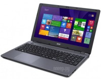 Acer Aspire E5-571G-36MP NX.MLZER.010 (Intel Core i3-4005U 1.7 GHz/4096Mb/500Gb/DVD-RW/nVidia GeForce 840M 2048Mb/Wi-Fi/Bluetooth/Cam/15.6/1366x768/Windows 8.1 64-bit)