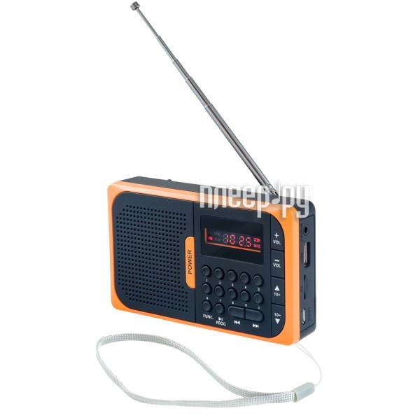 Радиоприемник Perfeo Sound Voyager PF-SV521-OR Orange