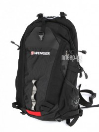 Рюкзак WENGER Narrow Hiking Pack 13022215 Black