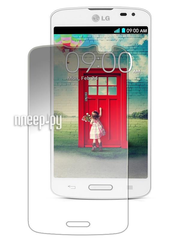 Аксессуар Защитная пленка LG F70 D315K Media Gadget Premium прозрачная MG1076