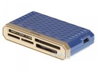 SmartBuy Moonwalk SBR-340-B Blue