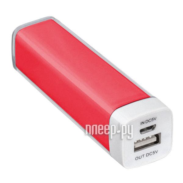 Аккумулятор SmartBuy Power Bank EZ-BAT 2000 mAh Pink SBPB-1020