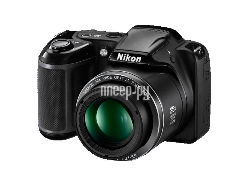 Фотоаппарат Nikon L340 Coolpix