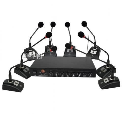 Радиомикрофон Arthur Forty AF-8800 AF-8800B  Pleer.ru  30299.000