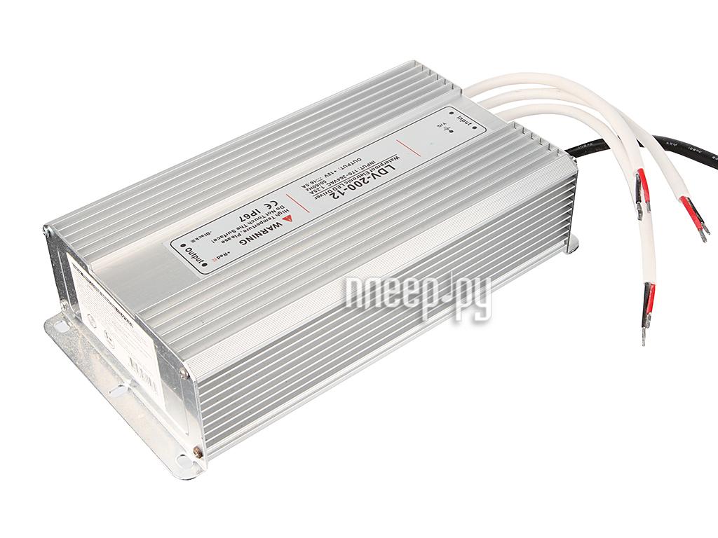 Блок питания Свет БПМ200-12-УХЛ1 12V 200W