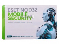 Антивирус ESET NOD32 Mobile Security 3Dt 1year NOD32-ENM2-NS(CARD)-1-1