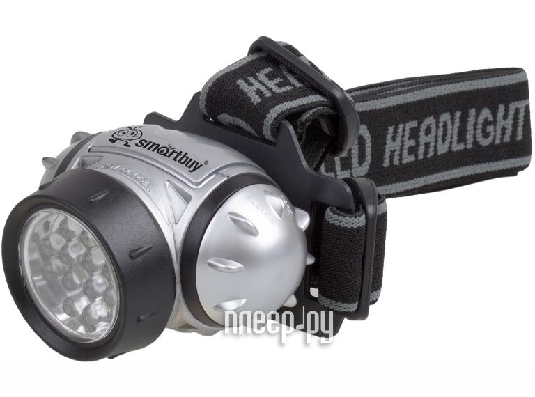 Фонарь SmartBuy Yukon Black SBF-HL006-K