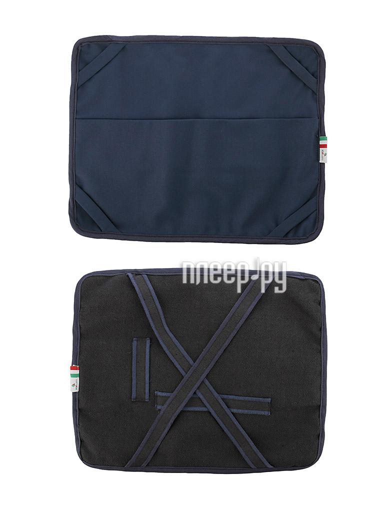 Аксессуар Чехол Hi-Fun VaVeliero iPad Suit Denim Blu-Bianco