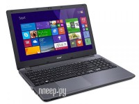 Acer Aspire E5-571G-366P NX.MLZER.011 (Intel Core i3-4005U 1.7 GHz/4096Mb/500Gb/DVD-RW/nVidia GeForce 840M 2048Mb/Wi-Fi/Bluetooth/Cam/15.6/1366x768/Linux)