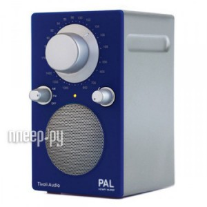 Радиоприемник Tivoli Audio PAL Electric Blue