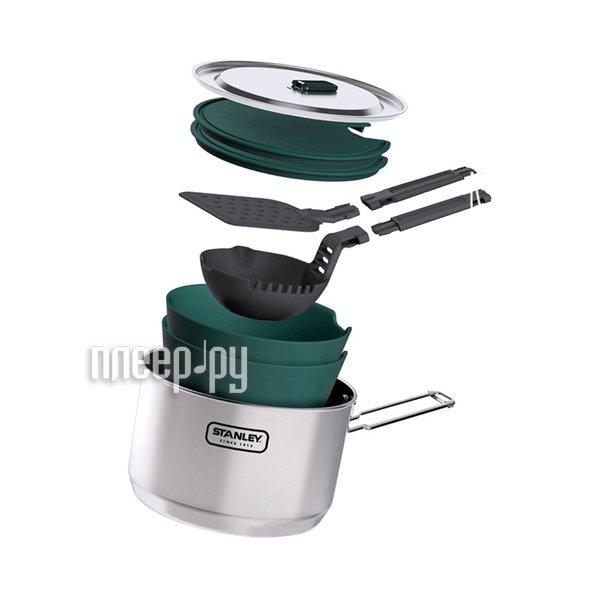 Посуда Stanley COOK 1.5L Stainless 10-01715-002 - набор походный