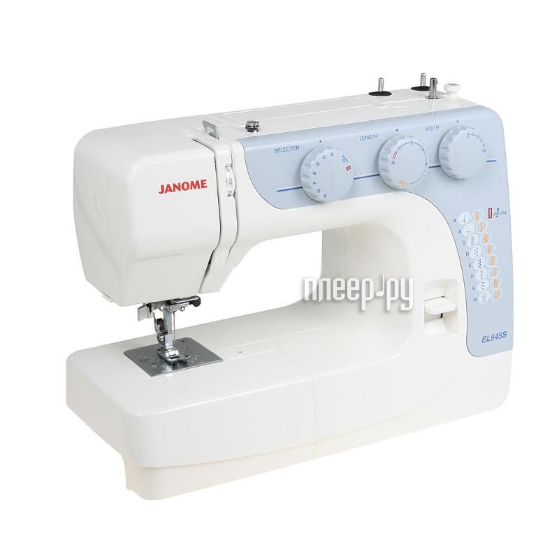 Швейная машинка Janome EL545S