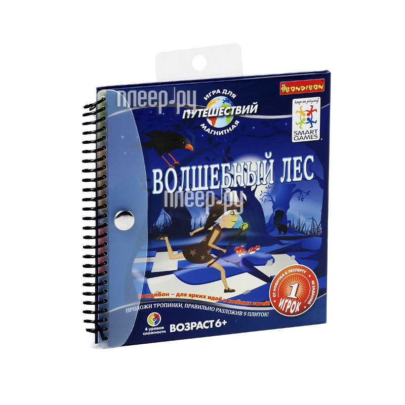 Настольная игра Bondibon Волшебный Лес BB0886 SGT 210 RU