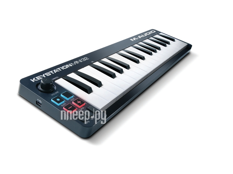 MIDI-клавиатура M-Audio Keystation Mini 32 II