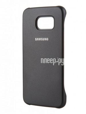 Аксессуар Чехол Samsung SM-G920 Galaxy S6 Protective Cover Black EF-YG920BBEGRU