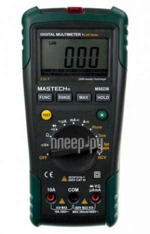 Купить Мультиметр Mastech MS8236