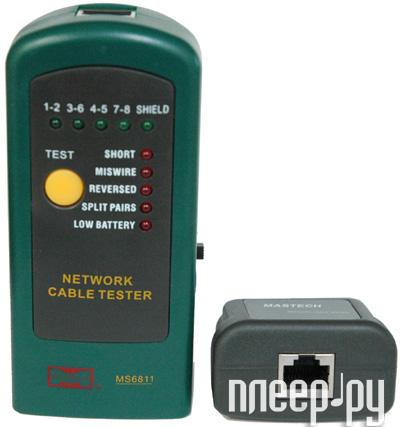 Тестер Mastech MS6811 за 838 рублей