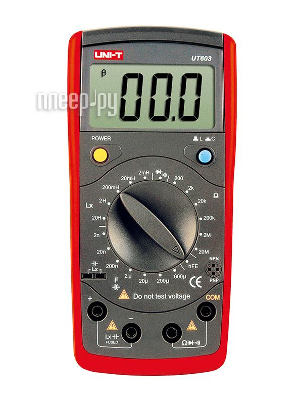 Мультиметр UNI-T UT603