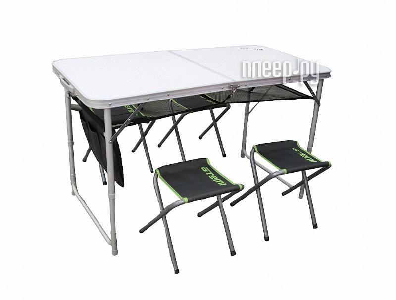 Стол Atemi ATS-400 - набор стол и 4 стула