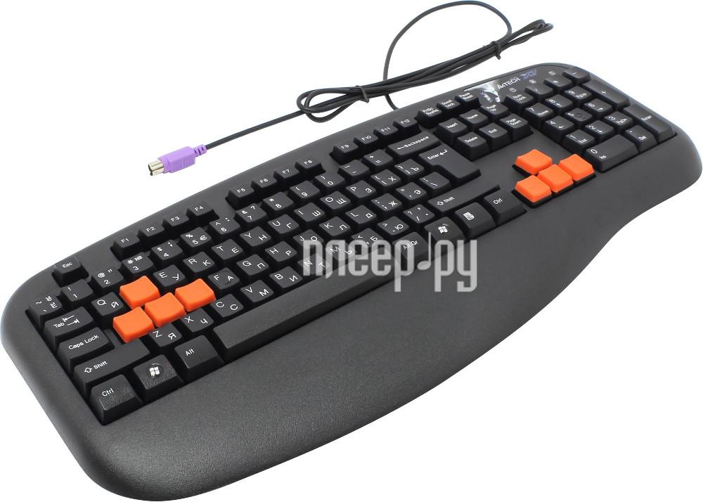Клавиатура A4Tech X7-G600 PS / 2