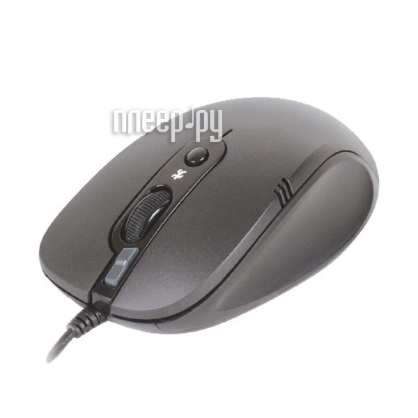 Мышь A4Tech N-560FX-1 Black USB