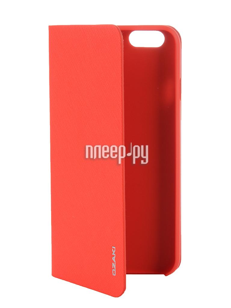 Аксессуар Чехол Ozaki O!Coat 0.3 + Totem Versatile для APPLE iPhone 7 Blue OC777BU