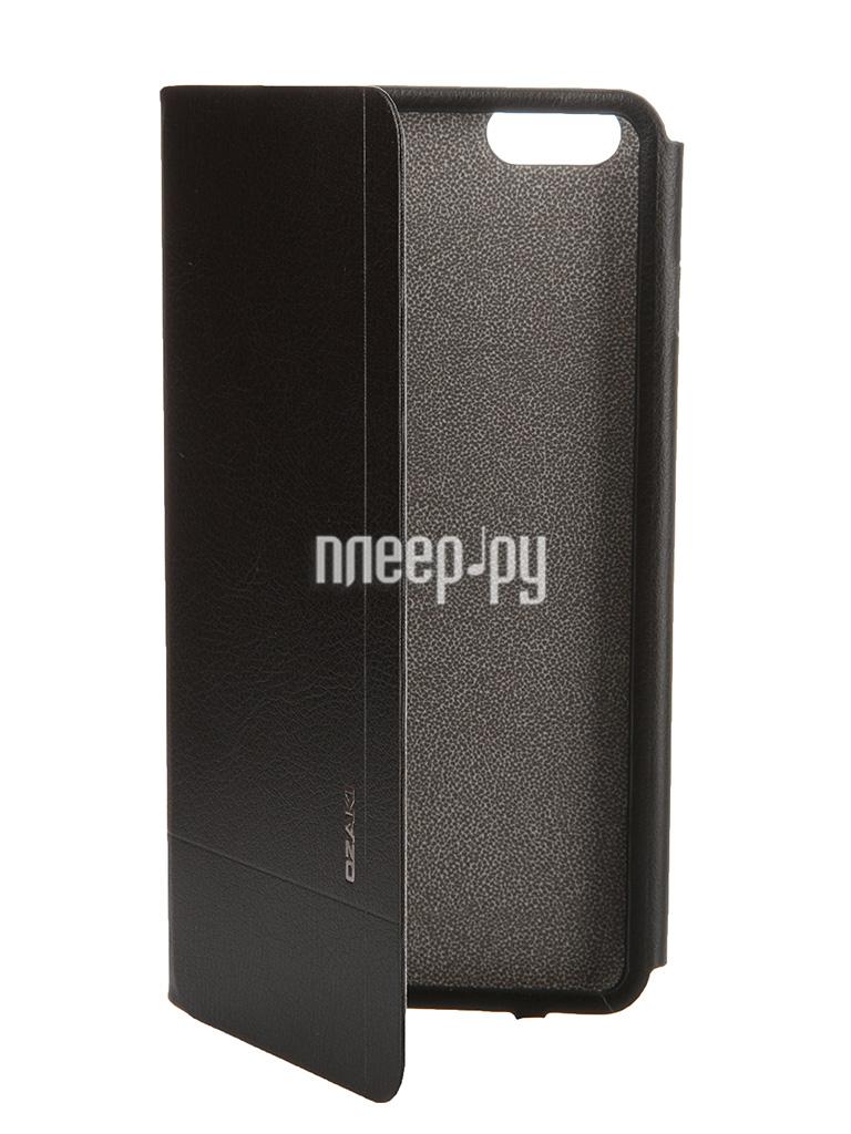 Аксессуар Чехол Ozaki O!Coat Aim+ для iPhone 6 Plus Black OC582BK