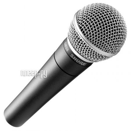 Микрофон Shure SM58LCE  Pleer.ru  4598.000