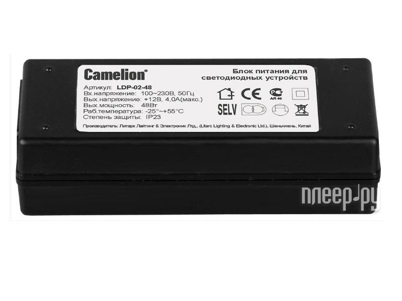 Блок питания Camelion LDP-02-48 48W IP20