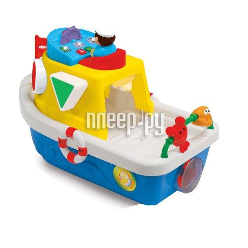 Игрушка Kiddieland Мой первый корабль-сортер KID 046045 купить
