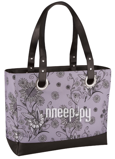 термосумка Thermos Raya 24 Can Tote Purple Flower 420961