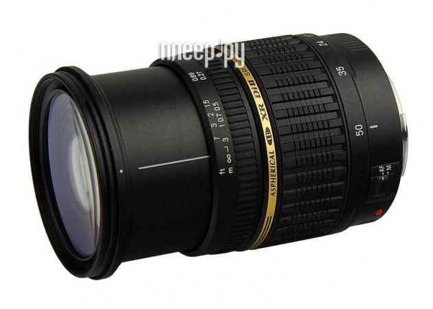 Объектив Tamron SP AF 17-50mm F/2.8 XR Di II LD Aspherical [IF] Pentax K