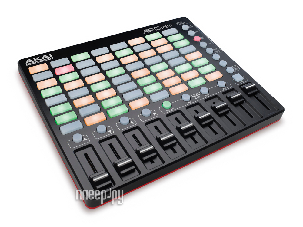 MIDI-контроллер AKAI PRO APC Mini USB
