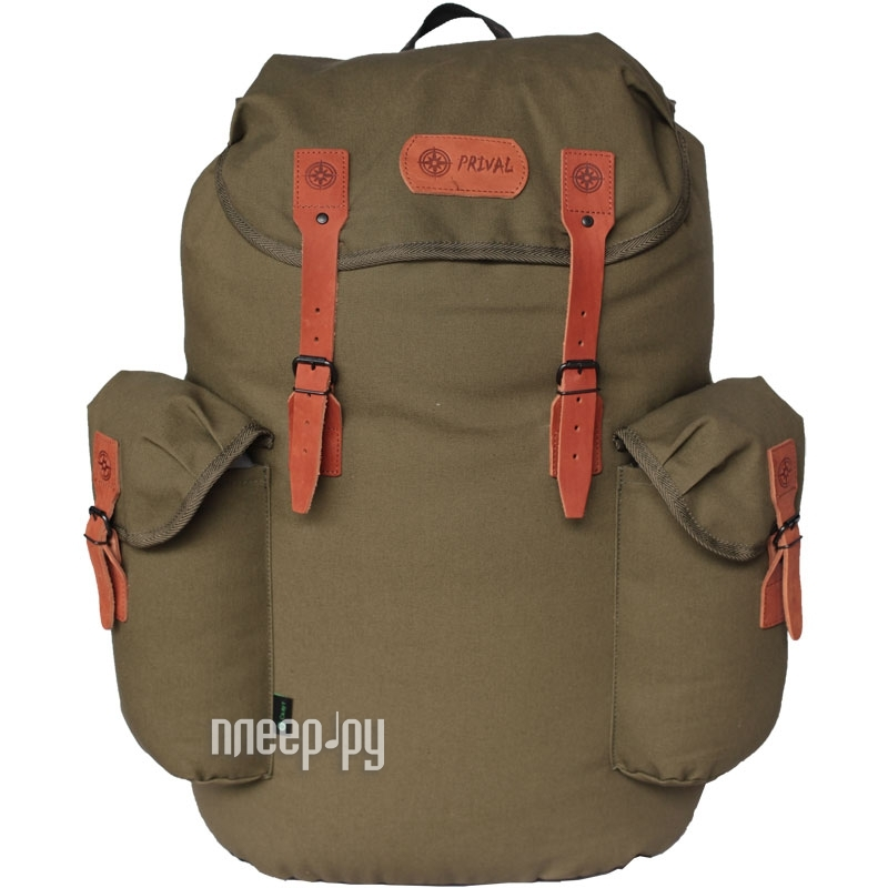 Рюкзак PRIVAL Скаут 55 Khaki