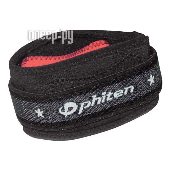 Ортопедическое изделие Phiten Elbow Guard Pro S (21-24) Black AP08011 - бандаж локтевой фиксирующий