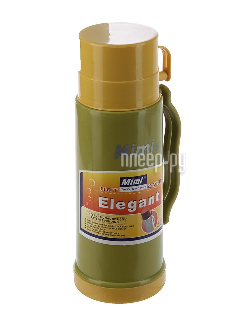 Термос Mimi ET050 500ml Green-Yellow