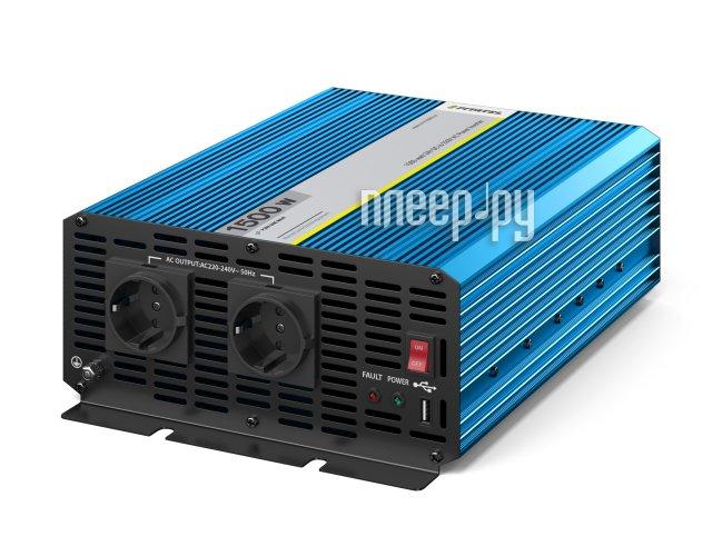 Автоинвертор Pitatel KV-P1500RU.24