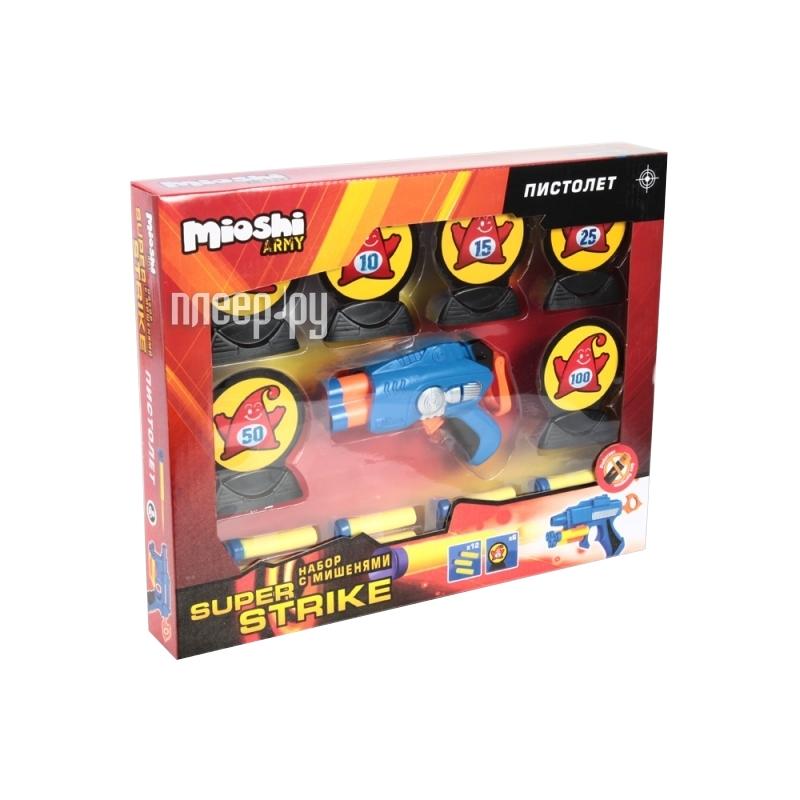 Бластер Mioshi Army Super Strike MAR1102-002