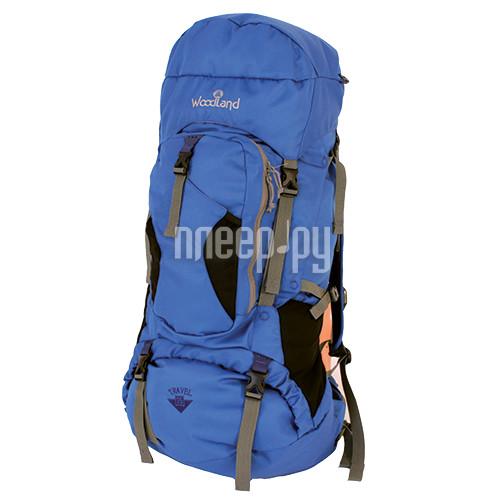 Рюкзак WoodLand Travel 75 Blue Navy 0030768