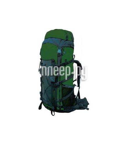 Рюкзак WoodLand Wave 100 + 15 Dark Green-Black 0030764