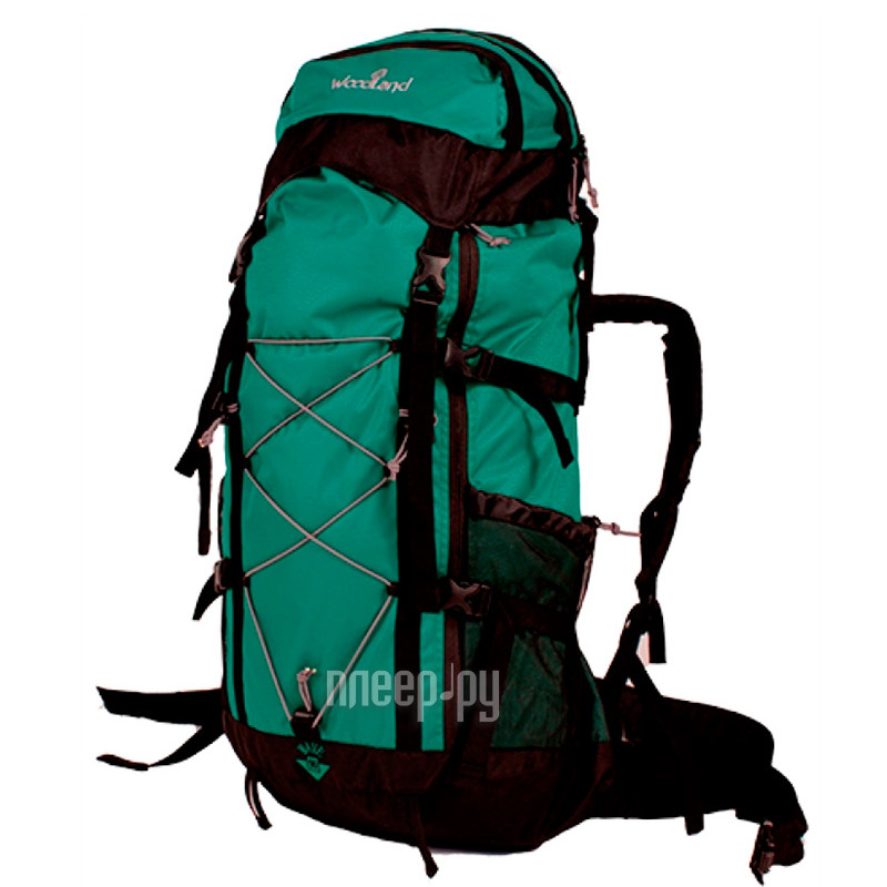 Рюкзак WoodLand Wave 90 Green-Black 0030763
